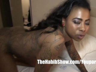 Bbc Black Ebony video: tattooed perky freak pussy banged Gogo Fuk Me P2
