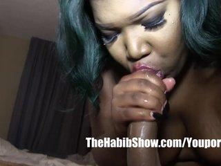 Bbw Black Ebony video: black ghetto hood amateur BBW first time video