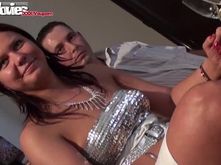 Amateur Couple Big Tits video: FunMovies Real german amateur couple