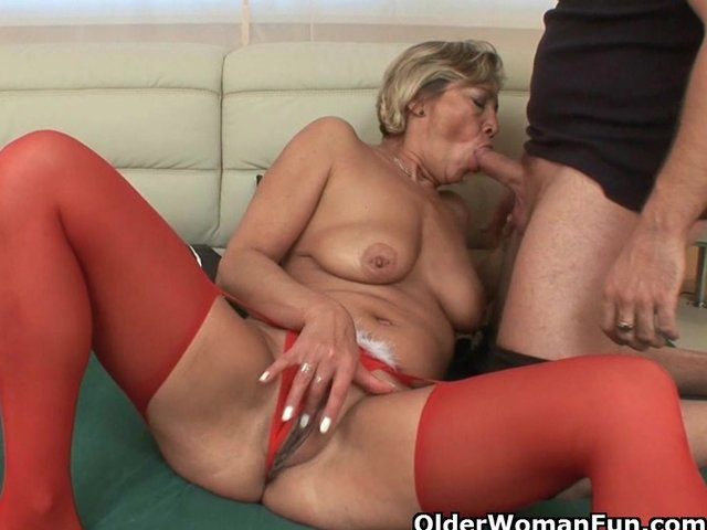 Mature german anal sex