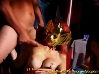 Anal,Latin,Threesome,Party,Orgy,Stripping,Stage,Sexshow,Live Sex Shows,Porn Show