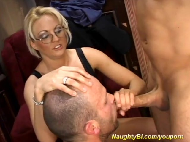 Bisex Bisex Porn Bisexual video: crazy bisex threesome