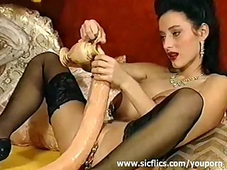 what two nasty girls are dominating a cock sorry, can help