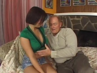 Nipplesucking Orgasm video: Old Dick Penetrates Young Pussy - Scene 2 - CRITICAL X