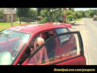 Grandpa Porn Grandpa Teen Porn Grandpalove video: grandpas girlfriend