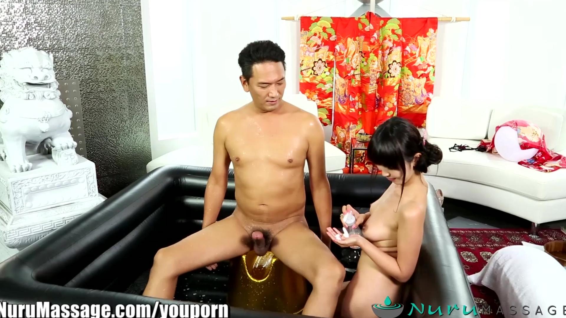 Секс масаж для японки 10 фотография