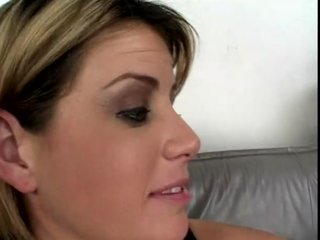 Porno video: MILF Gets DP'd By Two Huge-Cocks - Acid Rain