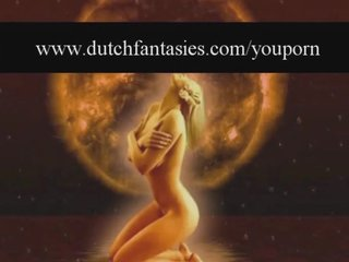 Cumshot For Horny Dutch MILF