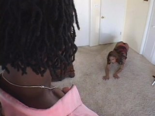 Doggystyle Cumonmouth xxx: Black Chick Gets Nailed On Bed- Hot Chocolate