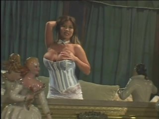 Gangbang Hugetits video: Asian Becomes A Creampie Whore - Naughty Risque