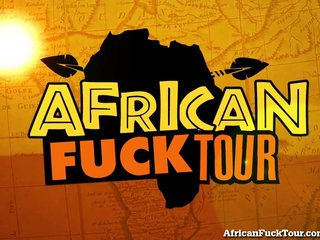 Porno video: African Girl Fucked By White Tourist on Camera