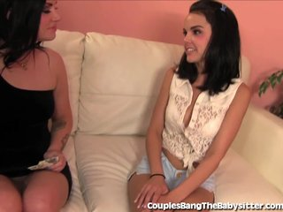 Dillion Harper Seduced By Swinger Couple