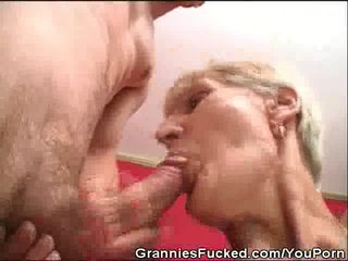Cock Sucking Dentures Fetish video: Grandma Fucked And Plays With Her Dentures