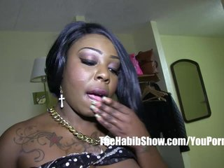 Pov Black Hood video: chocolate thicke ferrari blaque fucked by monster dick bbc p2