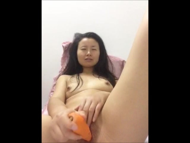 Download Porn Video Jade Enjoys The Carrot<br />