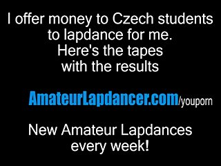 Sporty 18yo amateur does lapdance for horny stranger