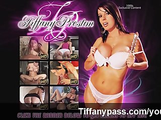 Babe Blowjob Butt video: HUGE TITS TIFFANY BOUCING ON A HARD COCK -TIFFANYPASS.COM