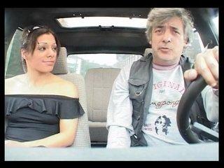 Naturaltits Raven video: Car sex- Java Productions